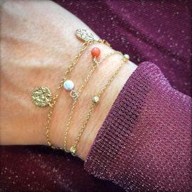 Anne bracelet fra A-Hjort