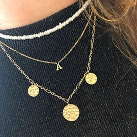Note necklace