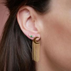 Refina earsticks Green fra Enamel Copenhagen