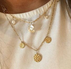 New Moon necklace fra Pernille Corydon