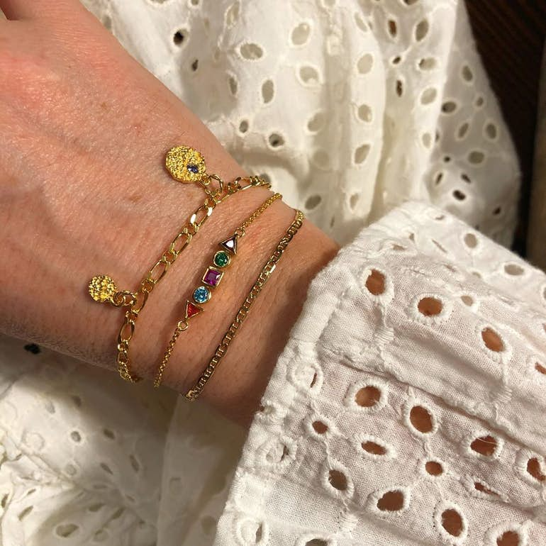 Therese bracelet von Pernille Corydon in Silber Sterling 925|Blank
