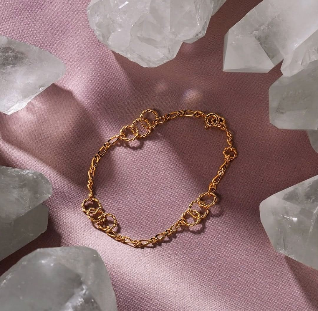 Peia bracelet von Maanesten in Silber Sterling 925|Blank