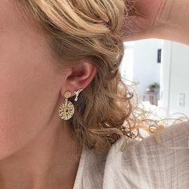 Tiny Bird earsticks fra A-Hjort i Sølv Sterling 925