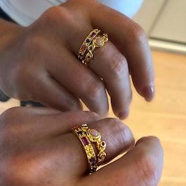 Maliah ring