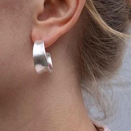 Saga earrings fra Pernille Corydon i Sølv Sterling 925