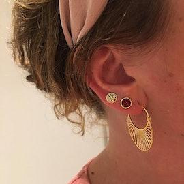 Prima Donna earsticks Red Onyx