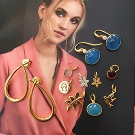 Attitude Large earrings