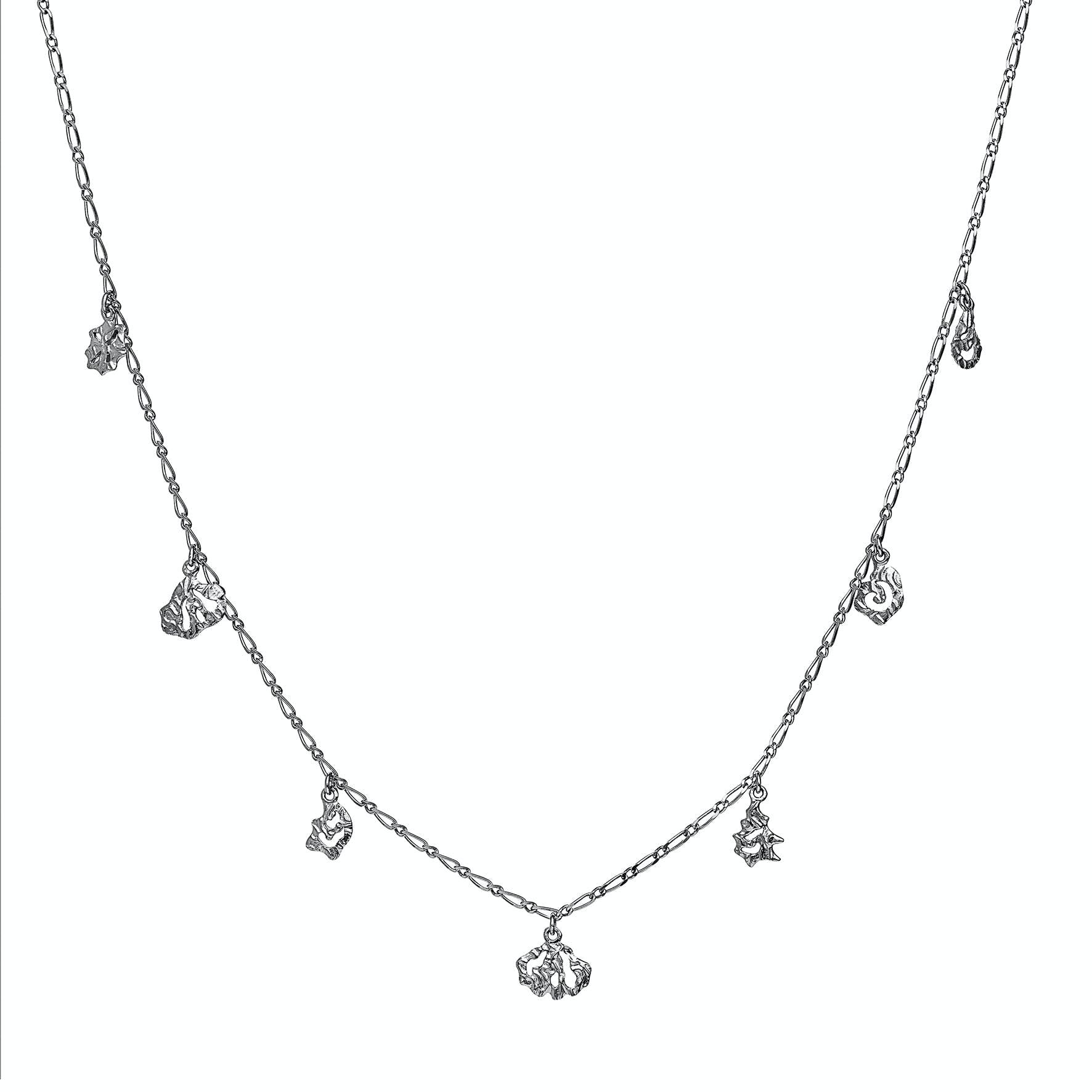 Harpa Necklace från Maanesten i Silver Sterling 925