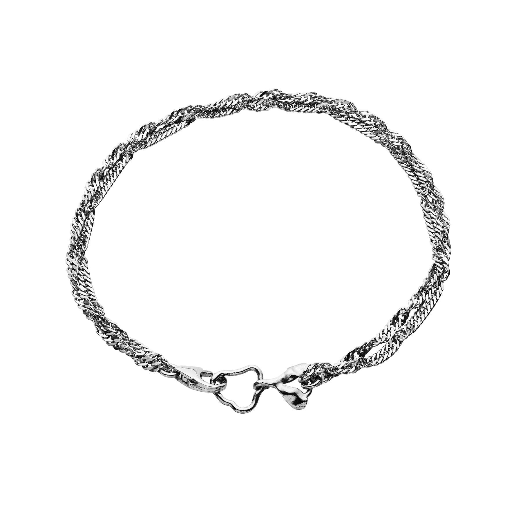 Canna Bracelet fra Maanesten i Sølv Sterling 925