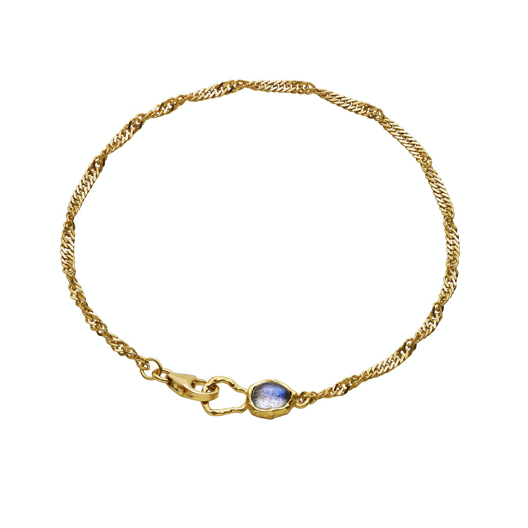 Perilla Bracelet von Maanesten in Vergoldet-Silber Sterling 925