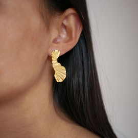 Big Wave Earrings