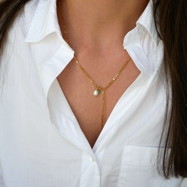 Azra necklace fra Enamel Copenhagen