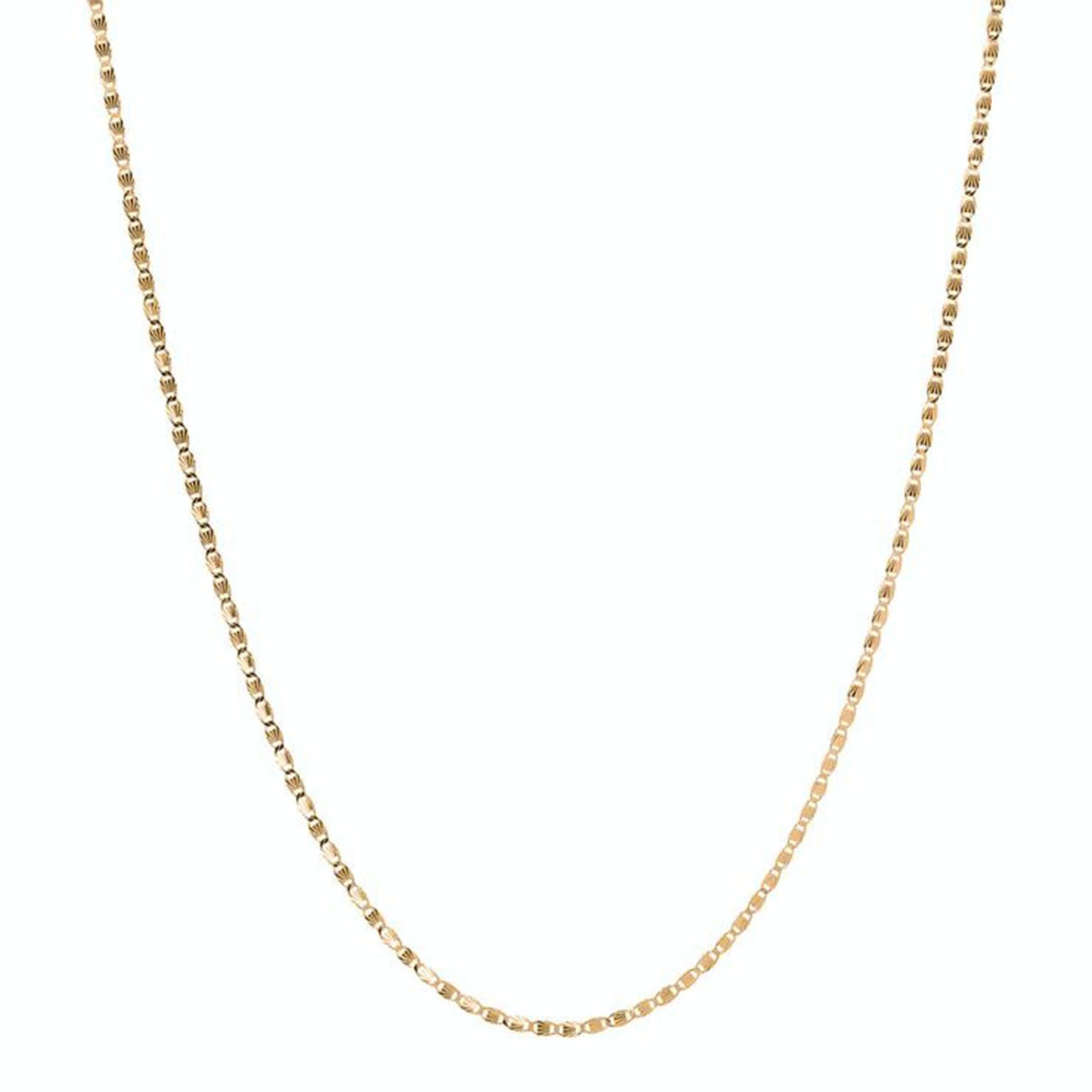 Gilly Necklace från Pico i Förgyllt-Silver Sterling 925