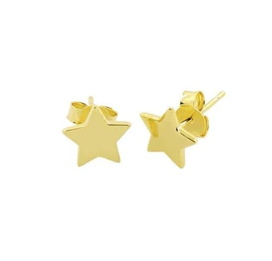 Jewelry mix: Stars from A-Hjort in
