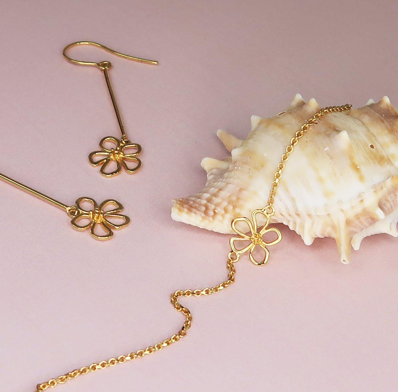 Honey Bracelet fra Izabel Camille i Sølv Sterling 925