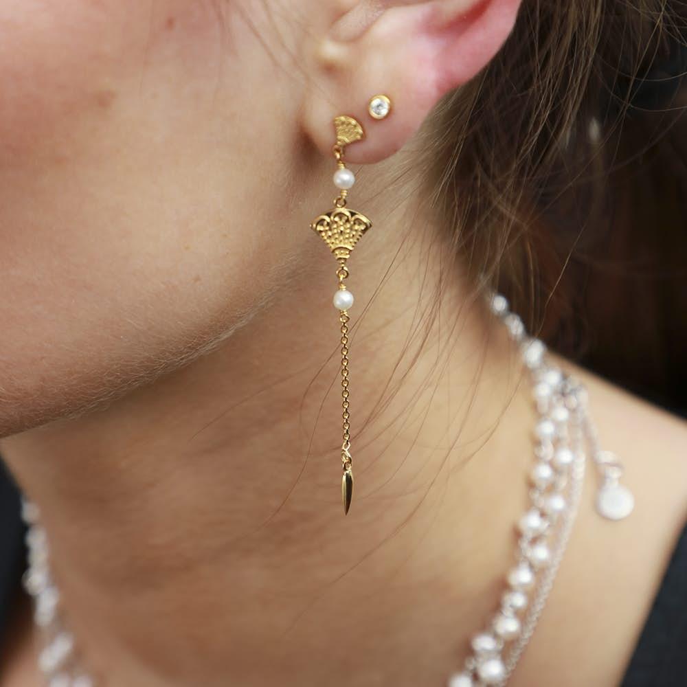 Bohemian Earrings Medium