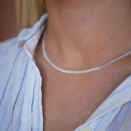 Caroline Necklace från Enamel Copenhagen i Silver Sterling 925