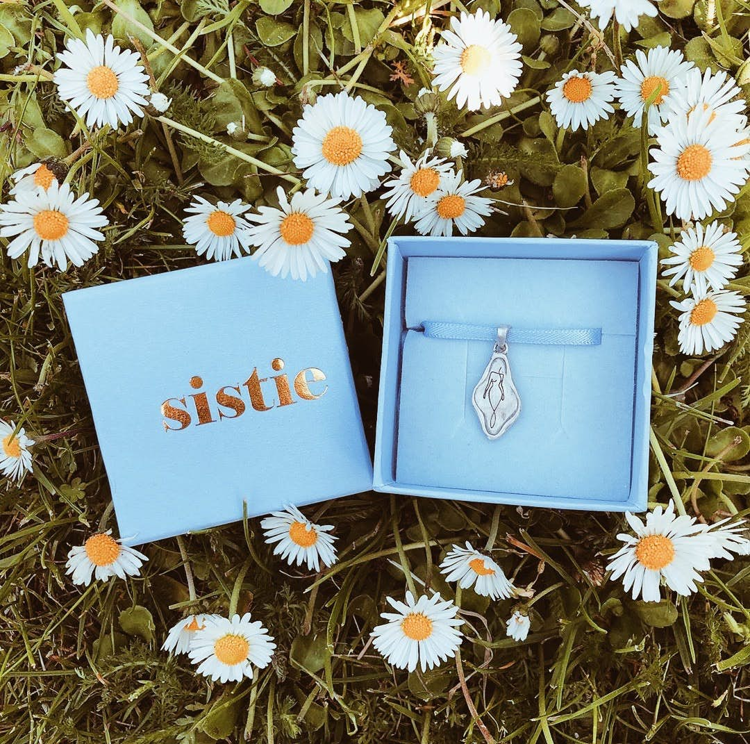 Melissa Bentsen Pendant from Sistie in Silver Sterling 925