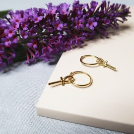 Young One Egypt creol earrings aus Sistie