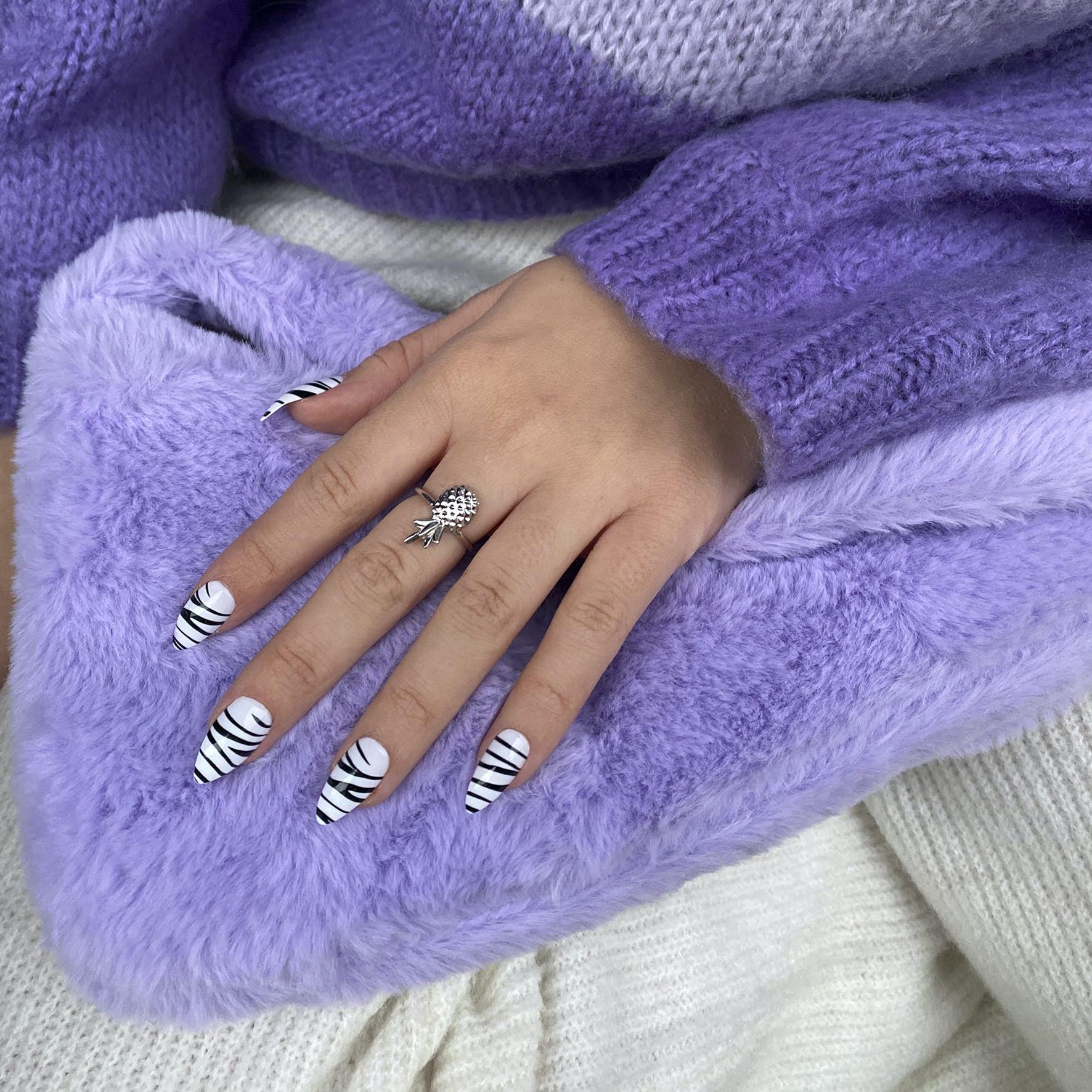 Anna by Sistie Ring fra Sistie i Sølv Sterling 925