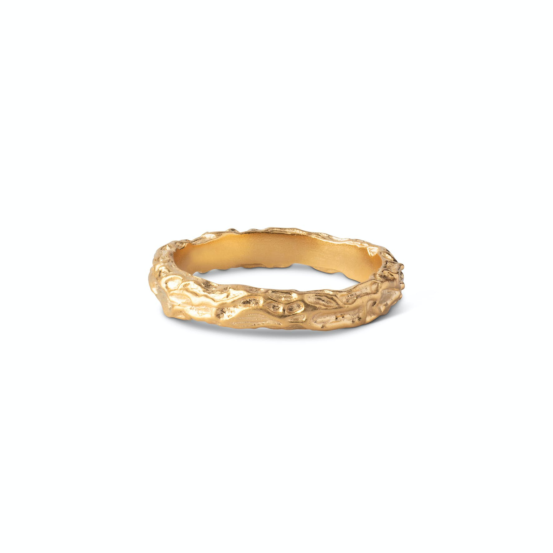 Gaia Ring von Enamel Copenhagen in Vergoldet-Silber Sterling 925