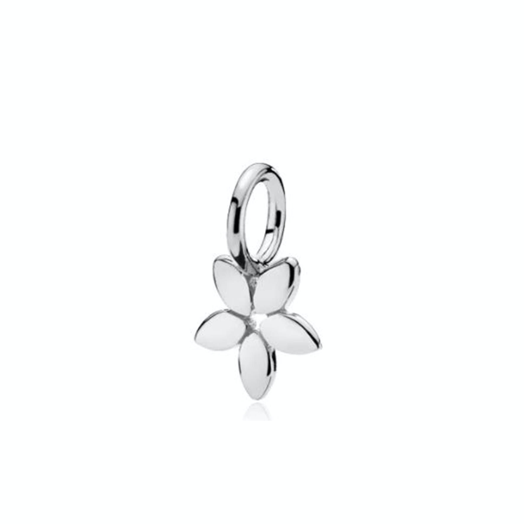 Magnolia pendant från Izabel Camille i Silver Sterling 925