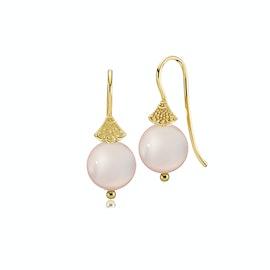 Bohemian Earrings Small Pink