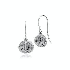 Seashell Earrings fra Izabel Camille i Sølv Sterling 925