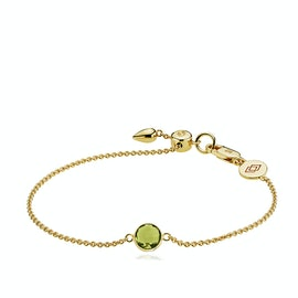 Prima Donna Bracelet Peridot Green