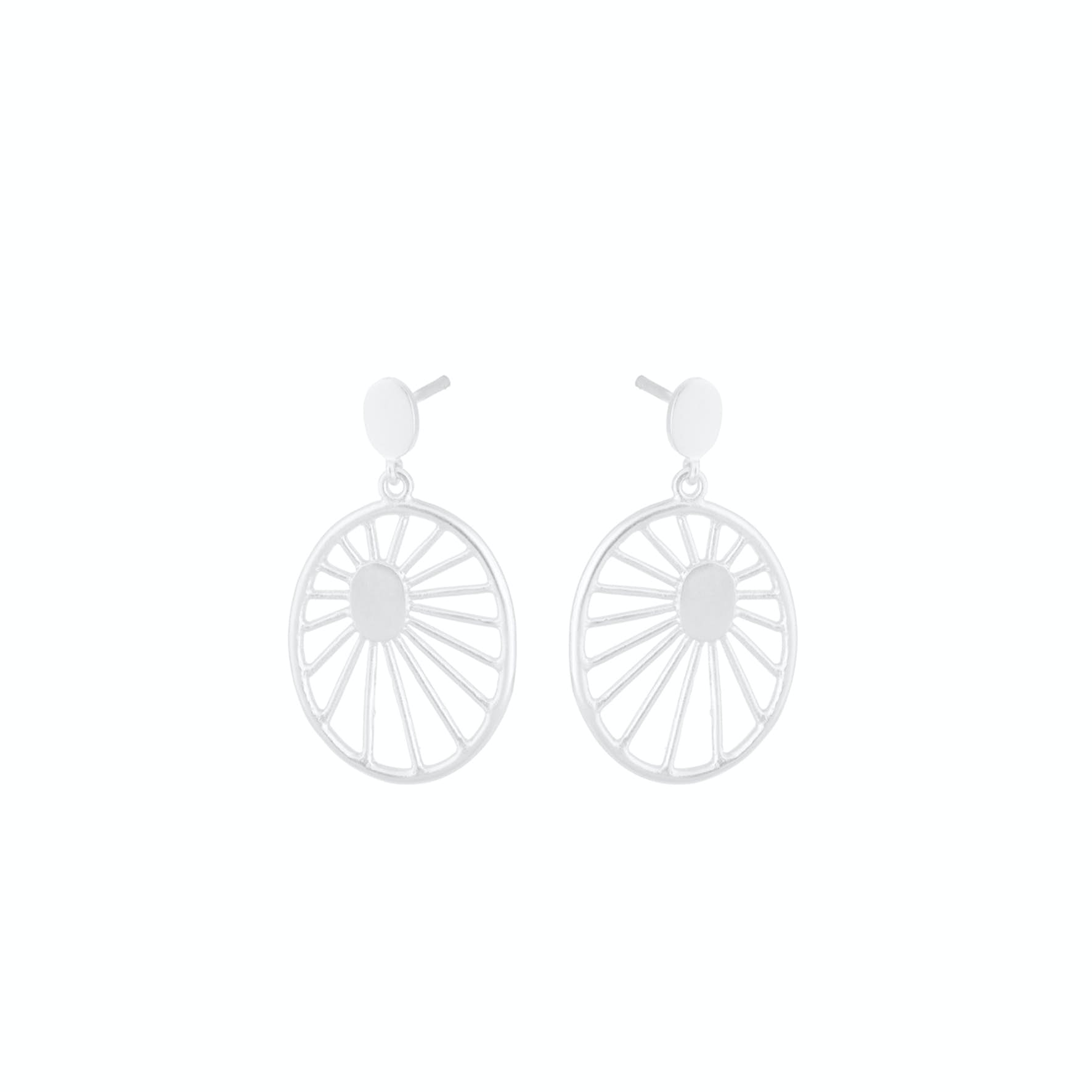 Daydream Earrings fra Pernille Corydon i Sølv Sterling 925