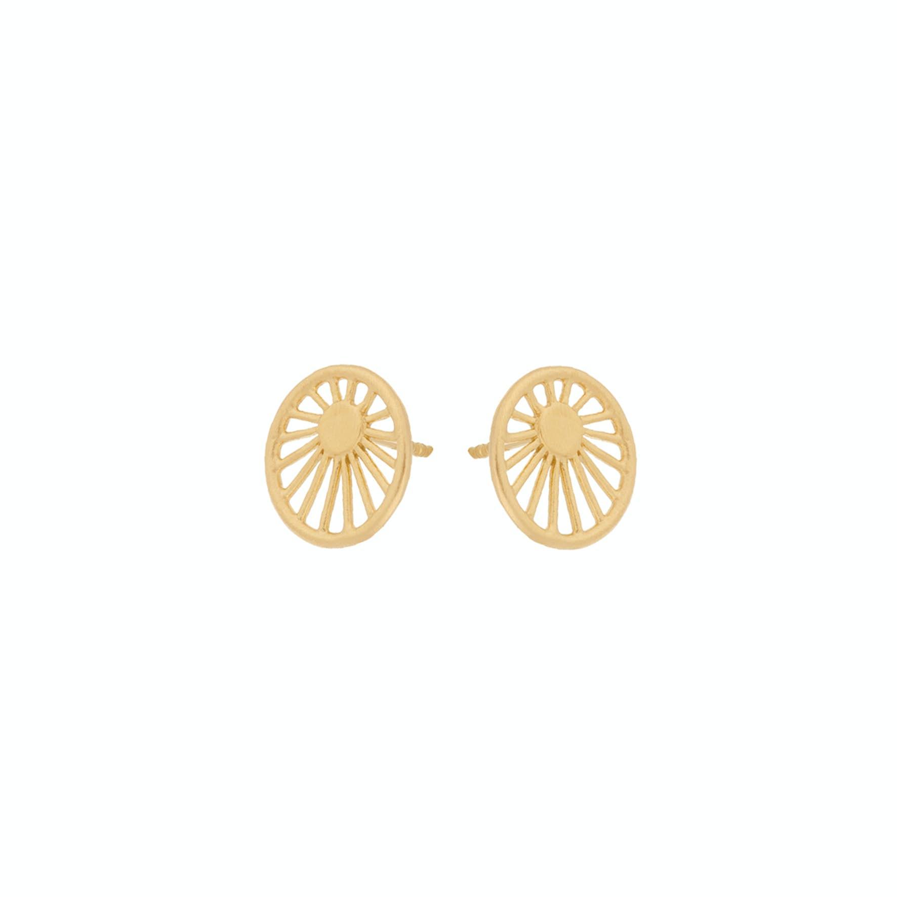 Daydream Earsticks fra Pernille Corydon i Forgyldt-Sølv Sterling 925