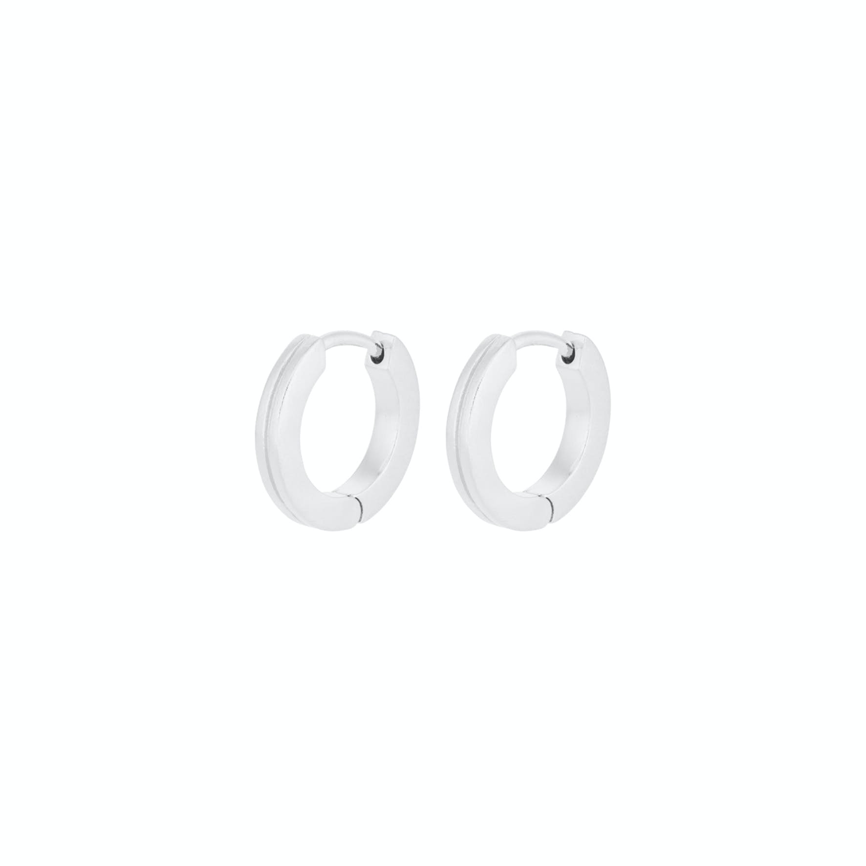 Eddie Huggie Earrings from Pernille Corydon in Silver Sterling 925