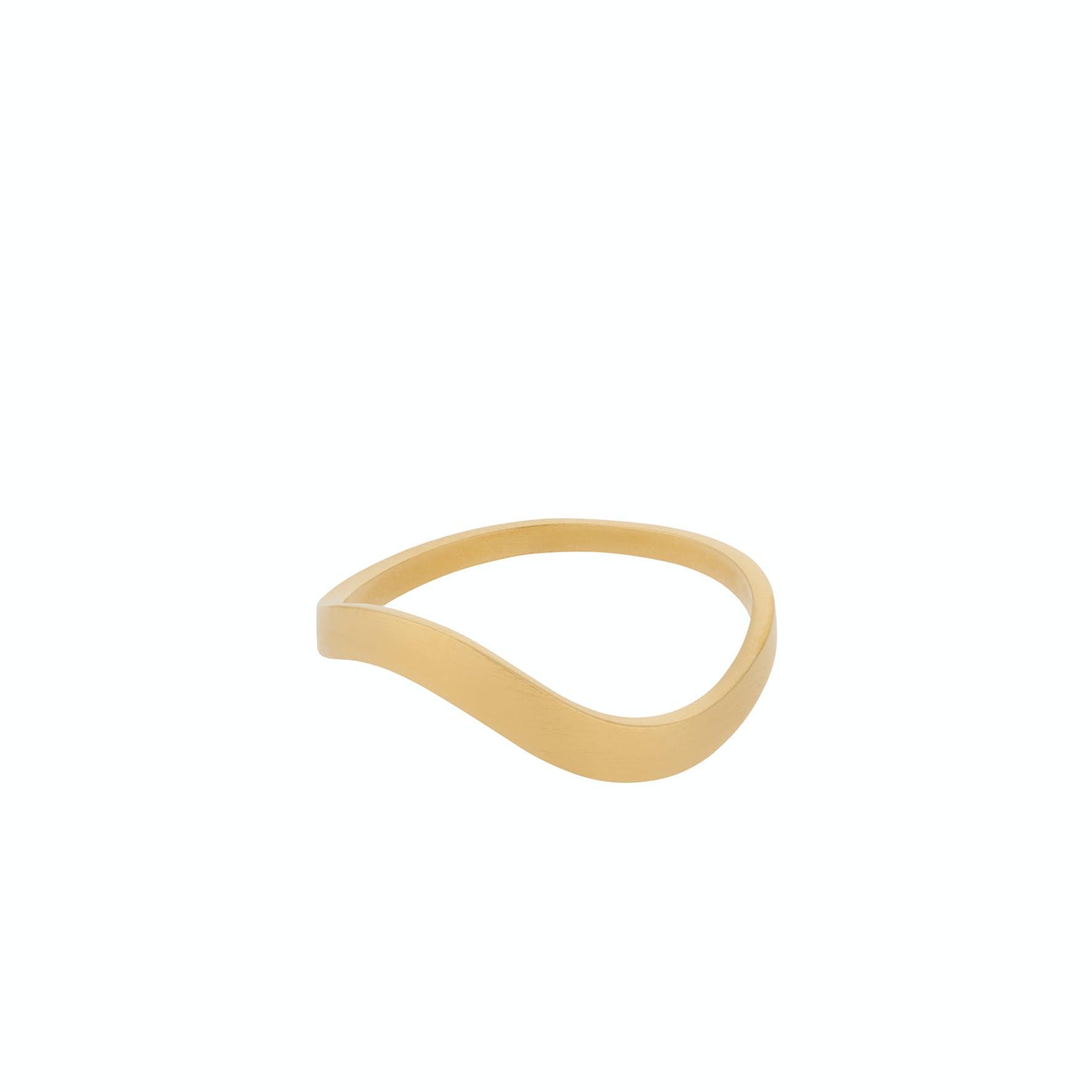 Escape Ring fra Pernille Corydon i Forgyldt-Sølv Sterling 925