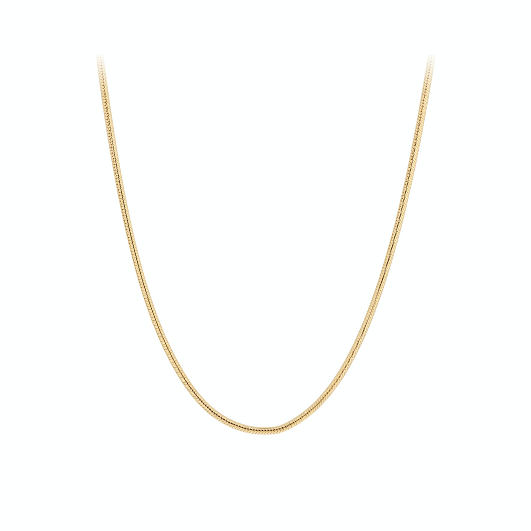 Ella Necklace from Pernille Corydon in Goldplated-Silver Sterling 925
