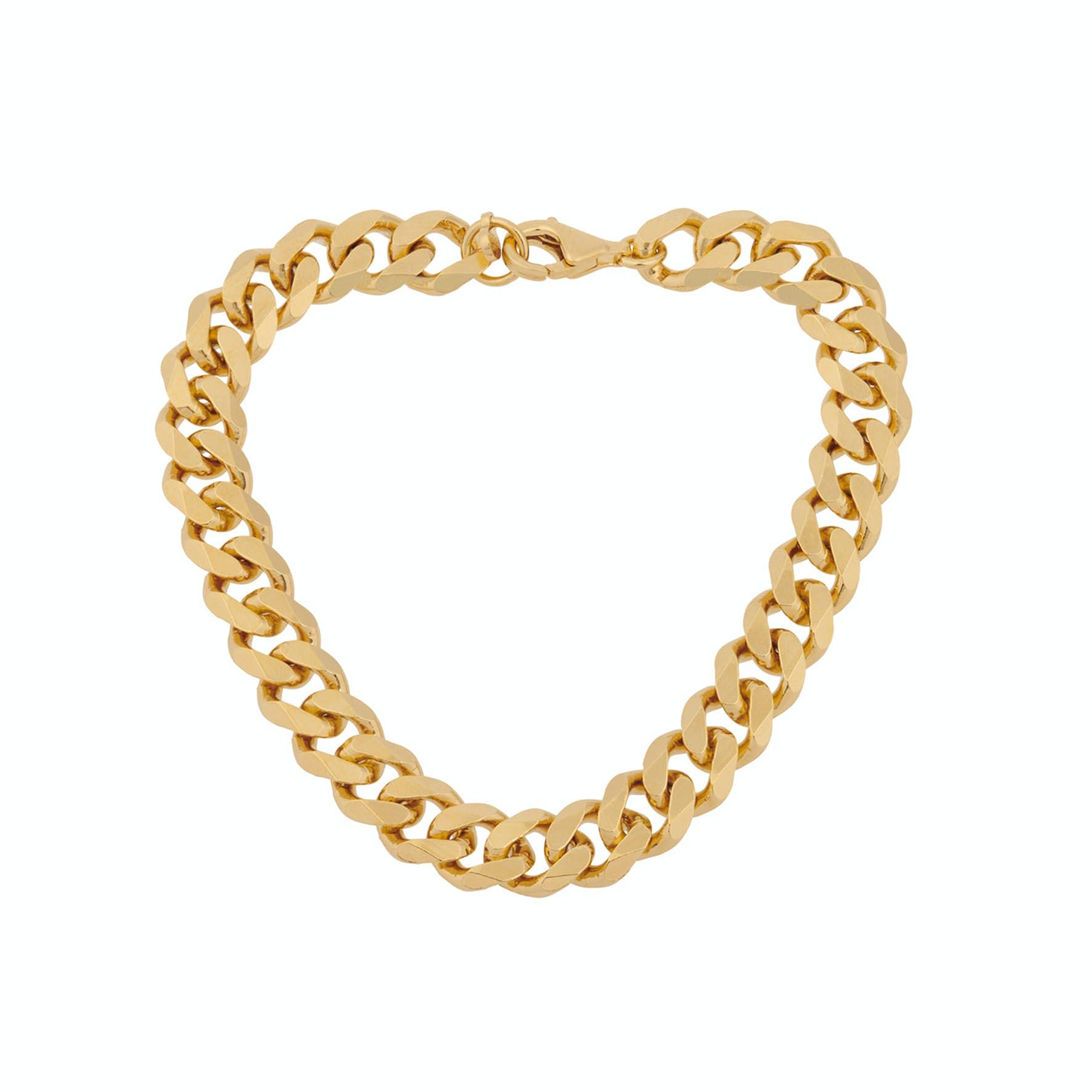 Rock Bracelet von Pernille Corydon in Vergoldet-Silber Sterling 925