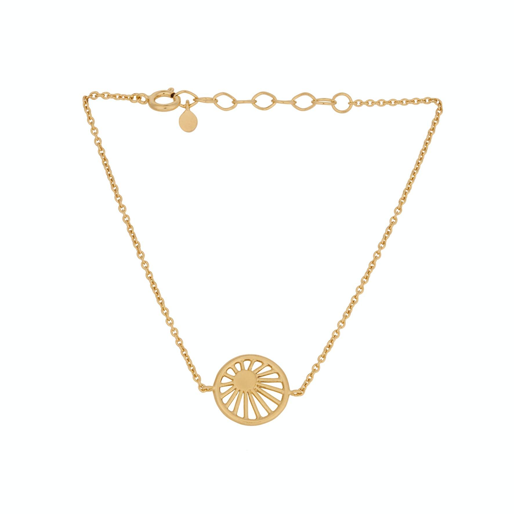 Daydream Bracelet från Pernille Corydon i Förgyllt-Silver Sterling 925