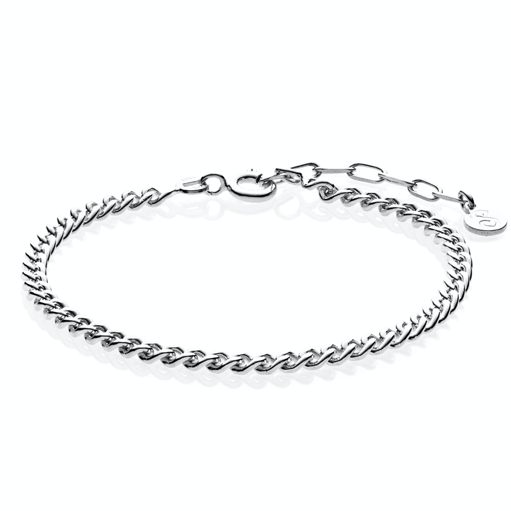 Becca Anklet from Sistie in Silver Sterling 925