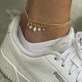 Gabi by Sistie Delicate Anklet