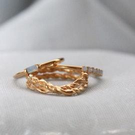 Blake Double Ring