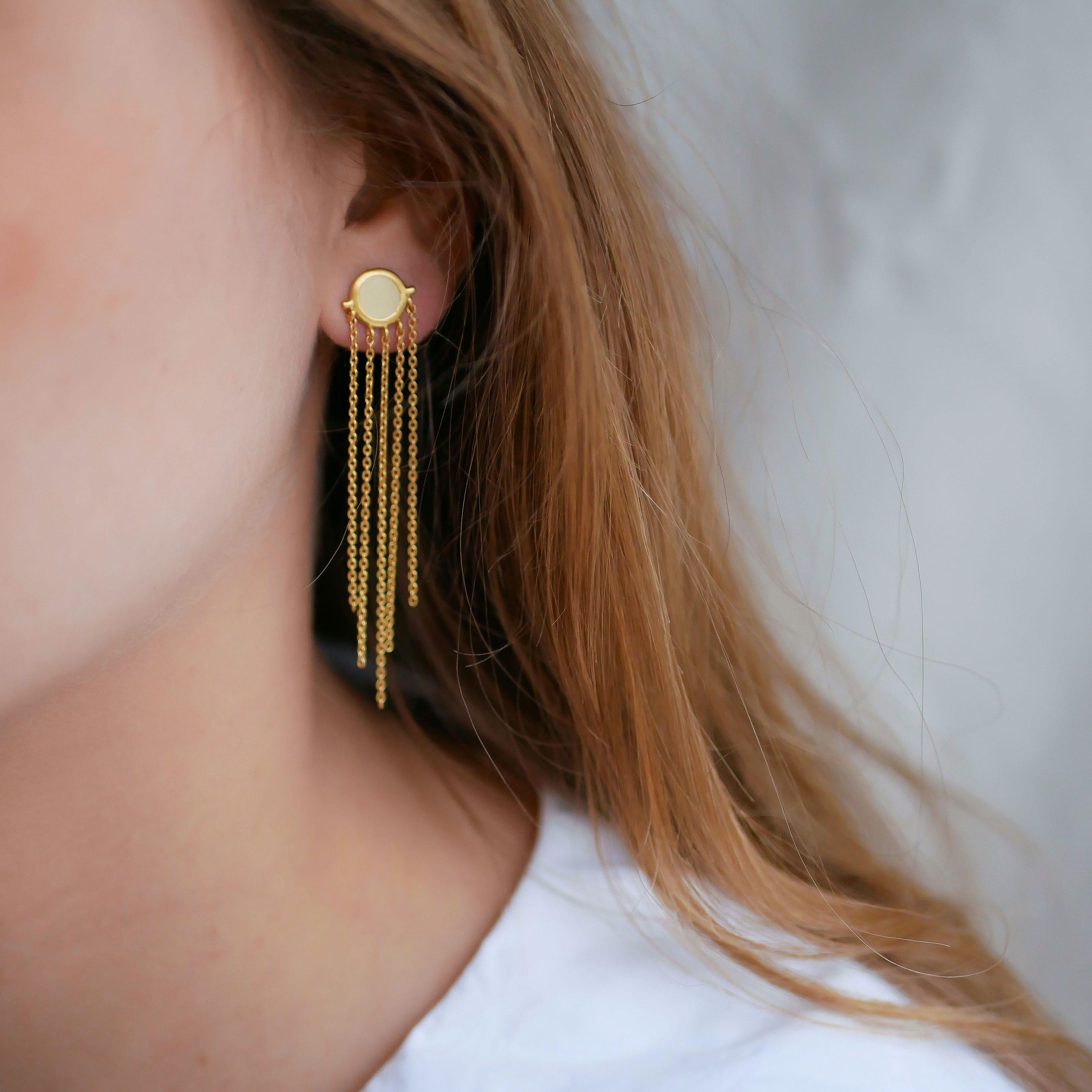 Boheme Earrings Daisy