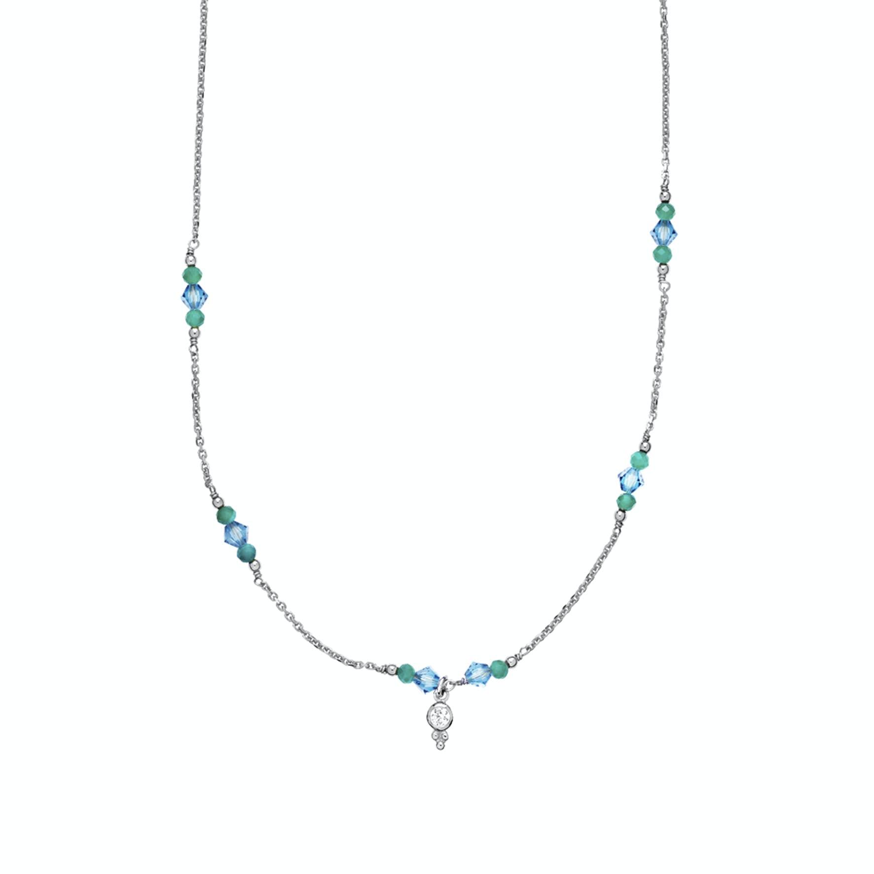 Sofie By Sistie Necklace von Sistie in Silber Sterling 925|Blank