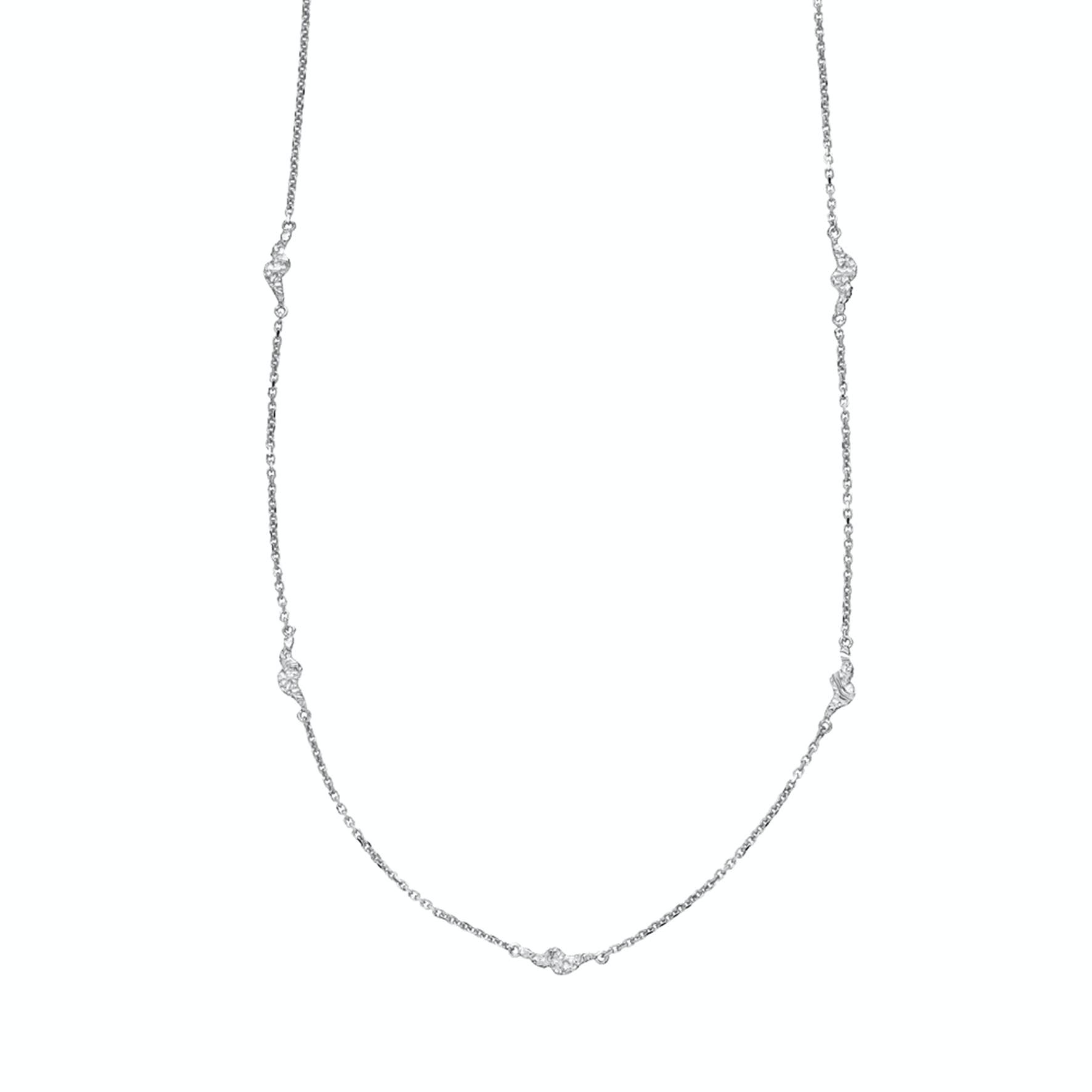 Silke By Sistie Necklace von Sistie in Silber Sterling 925 Blank