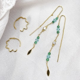 Young One Snake Earrings aus Sistie