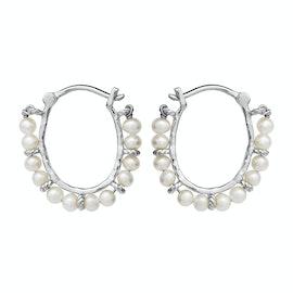 Phile Earrings from Maanesten
