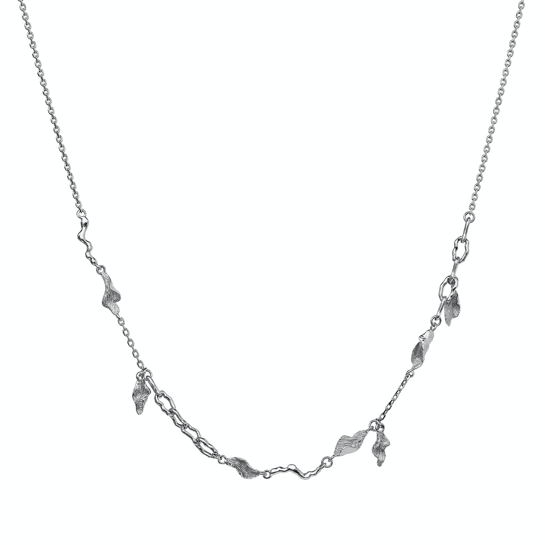 Lenani Necklace from Maanesten in Silver Sterling 925