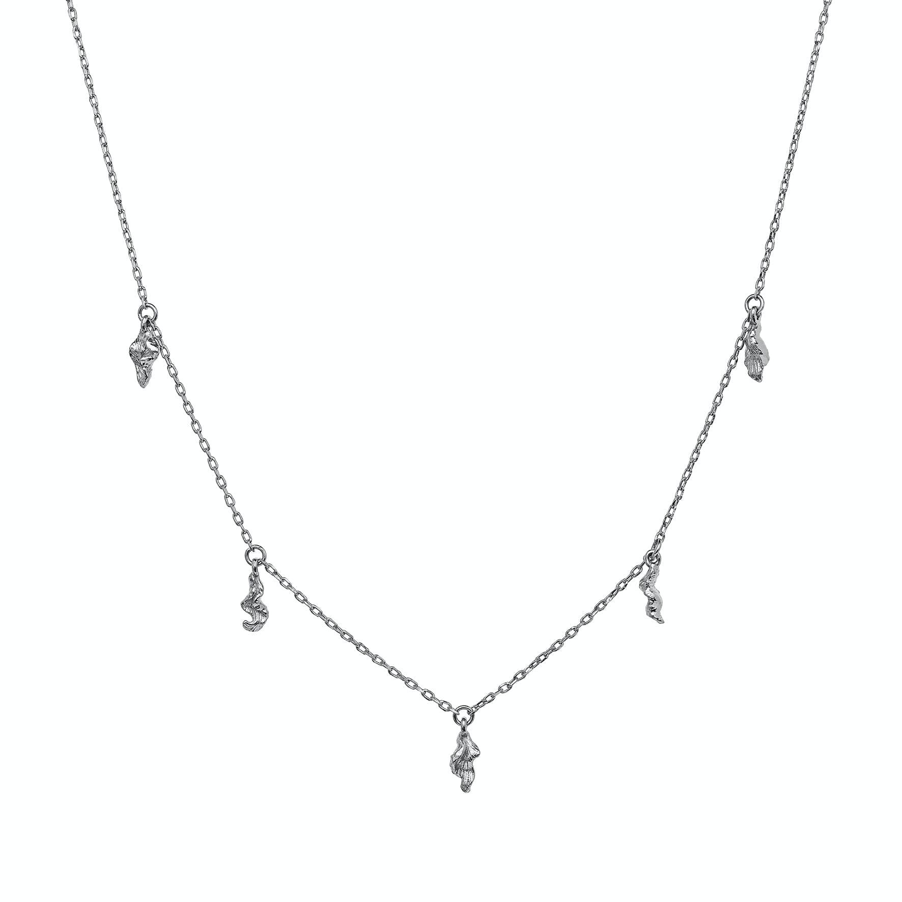 Marylou Necklace fra Maanesten i Sølv Sterling 925