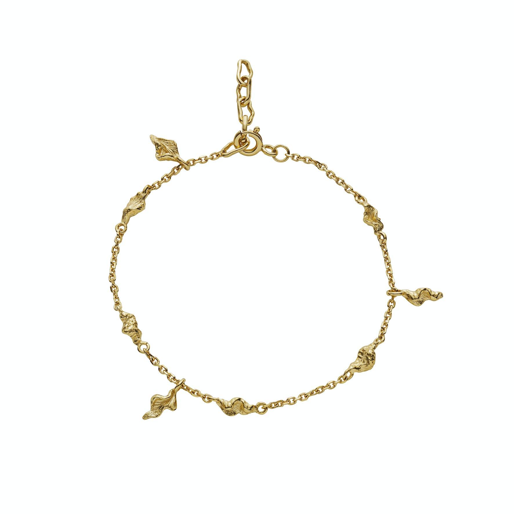 Marylou Bracelet fra Maanesten i Forgylt-Sølv Sterling 925