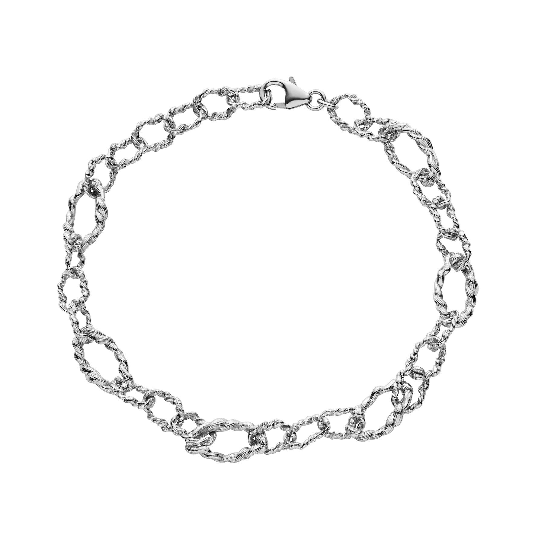 Elah Bracelet fra Maanesten i Sølv Sterling 925