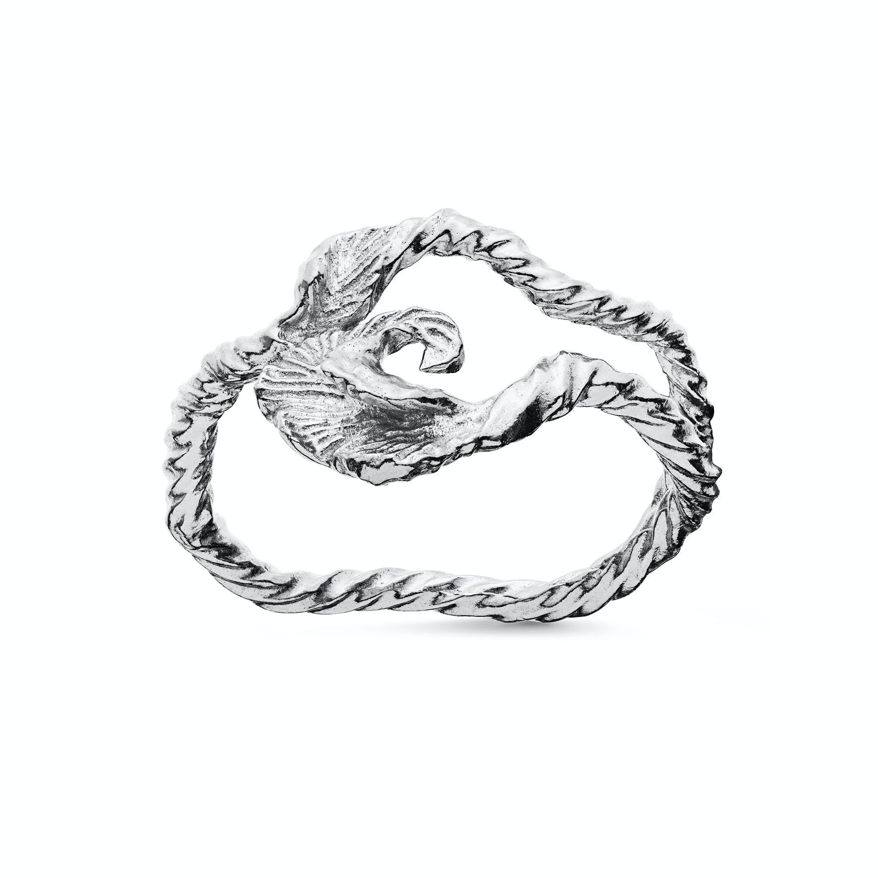 Esol Ring fra Maanesten i Sølv Sterling 925