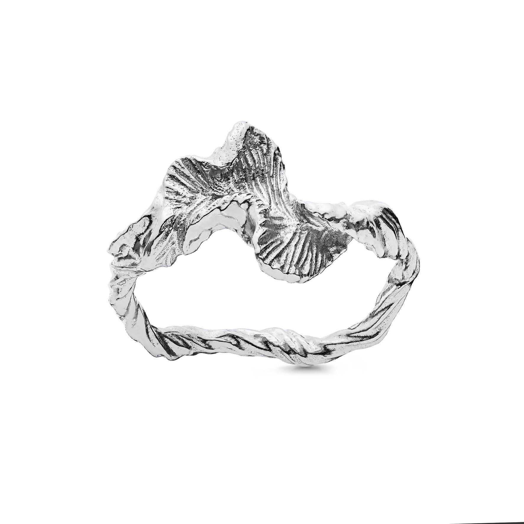 Nino Ring from Maanesten in Silver Sterling 925